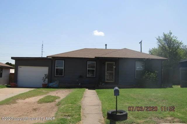 1310 Cooley Dr, Borger, TX 79007 (#20-4237) :: Elite Real Estate Group
