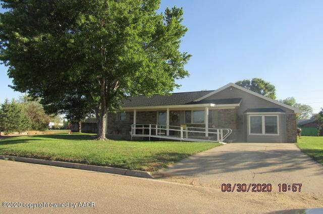 606 Railroad Ave, Fritch, TX 79036 (#20-4272) :: Live Simply Real Estate Group