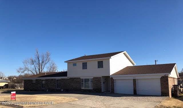416 Louisiana, Pampa, TX 79065 (#20-469) :: Elite Real Estate Group