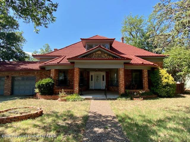 505 Ave D Nw, Childress, TX 79201 (#20-5144) :: RE/MAX Town and Country