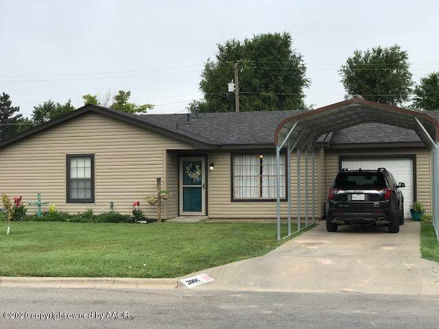 2006 Baylor St, Perryton, TX 79070 (#20-5195) :: Live Simply Real Estate Group