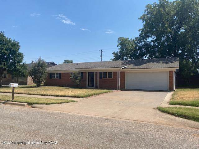 1902 Palo Duro, Memphis, TX 79245 (#20-5209) :: Live Simply Real Estate Group