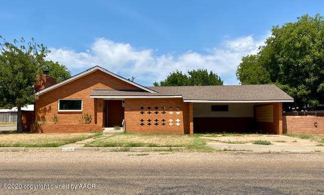 1310 Ave I Nw, Childress, TX 79201 (#20-5330) :: Live Simply Real Estate Group