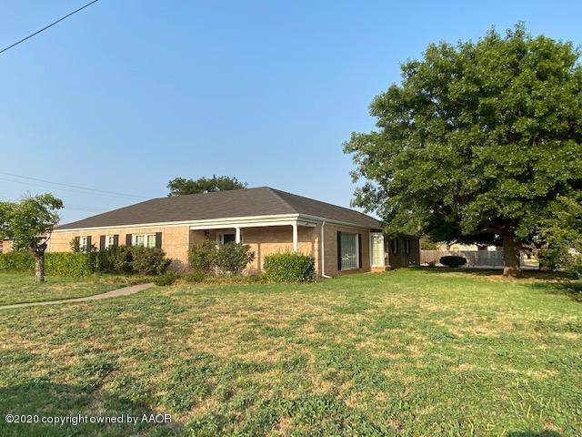 1221 Bradford, Memphis, TX 79245 (#20-5549) :: Live Simply Real Estate Group