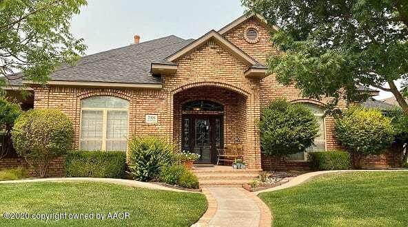 7006 Glenoak Ln, Amarillo, TX 79109 (#20-5720) :: RE/MAX Town and Country