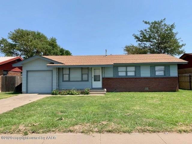 102 Loyola, Perryton, TX 79070 (#20-5813) :: Keller Williams Realty