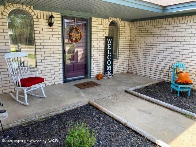 7309 Elmhurst, Amarillo, TX 79121 (#20-6083) :: Keller Williams Realty