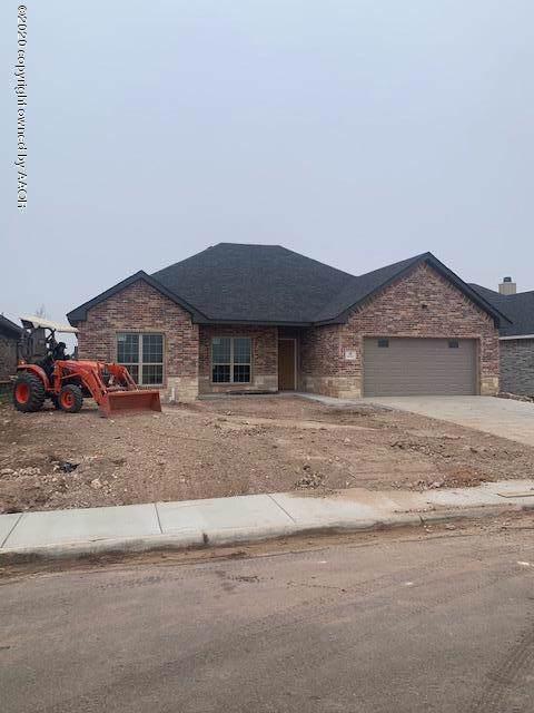 17551 Trinity Ave, Amarillo, TX 79124 (#20-64) :: Elite Real Estate Group