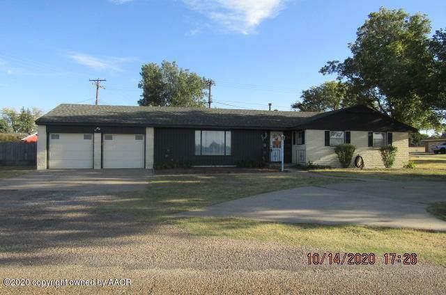 102 Yucca St, Borger, TX 79007 (#20-6543) :: Lyons Realty