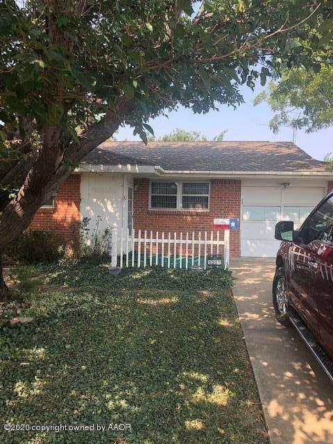 1318 Clyde St, Amarillo, TX 79106 (#20-6569) :: Elite Real Estate Group