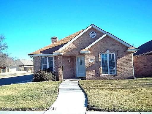 3501 Brennan Gardens, Amarillo, TX 79121 (#20-6763) :: Lyons Realty