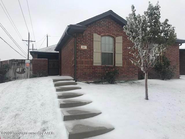 4501 Katharina Ct, Amarillo, TX 79110 (#20-6810) :: Lyons Realty