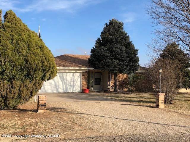 508 Oak St, Fritch, TX 79036 (#21-1039) :: Keller Williams Realty