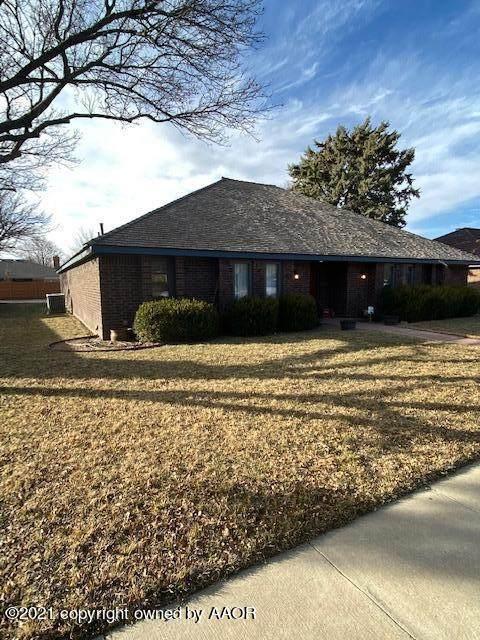 7513 Sleepy Hollow Blvd, Amarillo, TX 79121 (#21-1149) :: Elite Real Estate Group
