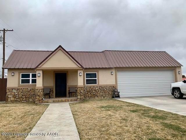 213 3rd Ave, Perryton, TX 79070 (#21-1234) :: Lyons Realty