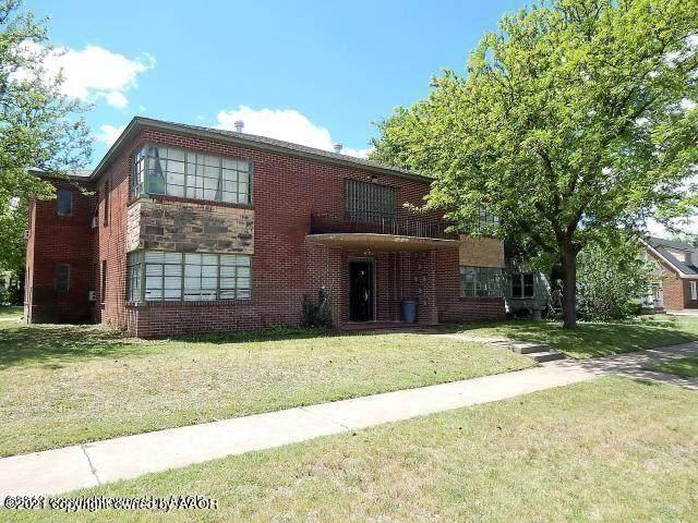 1201 11TH Ave, Amarillo, TX 79101 (#21-1472) :: Elite Real Estate Group