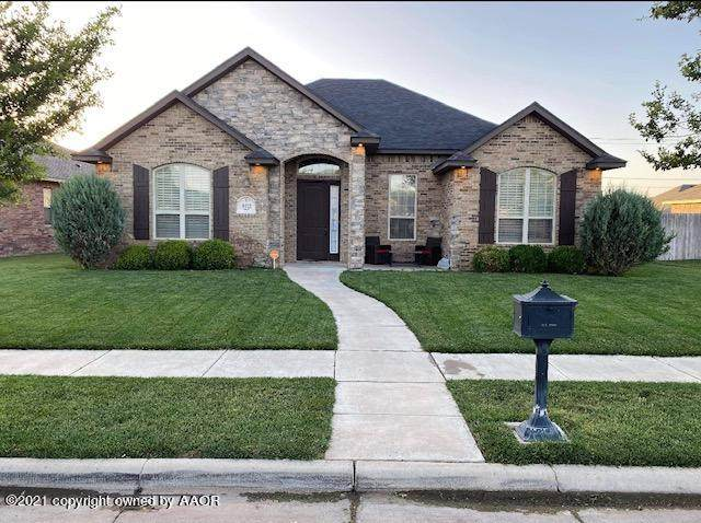 9412 Orry Ave, Amarillo, TX 79119 (#21-1589) :: Elite Real Estate Group