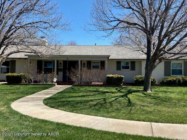 3211 Lipscomb St, Amarillo, TX 79109 (#21-1590) :: Keller Williams Realty