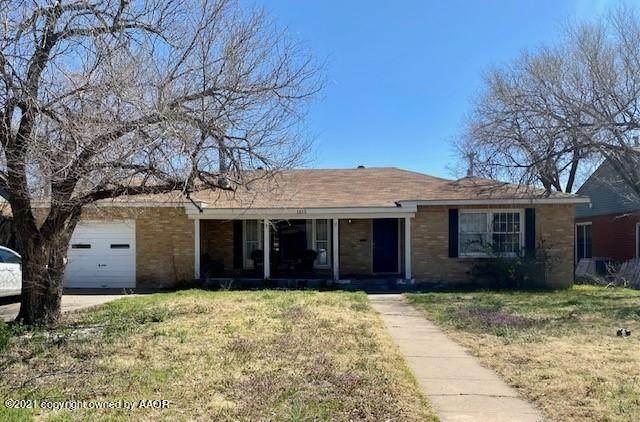 1615 Crockett St, Amarillo, TX 79102 (#21-1733) :: Elite Real Estate Group