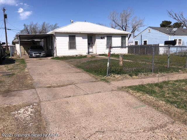 1109 Sterling St, Borger, TX 79007 (#21-1876) :: Lyons Realty