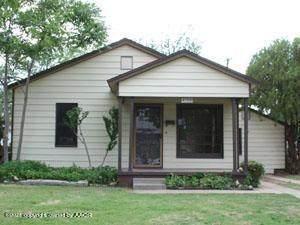 4100 Ong St, Amarillo, TX 79110 (#21-1949) :: Elite Real Estate Group
