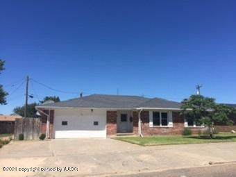 1110 9 Th Ave, Perryton, TX 79070 (#21-205) :: Live Simply Real Estate Group