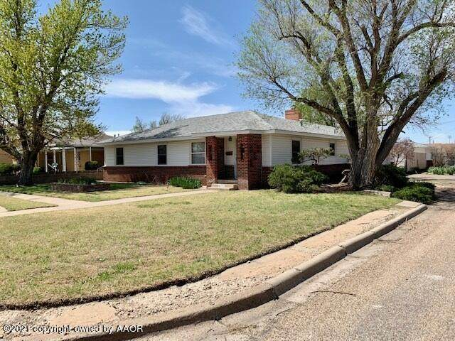 1302 Grinnell St, Perryton, TX 79070 (#21-2159) :: Lyons Realty