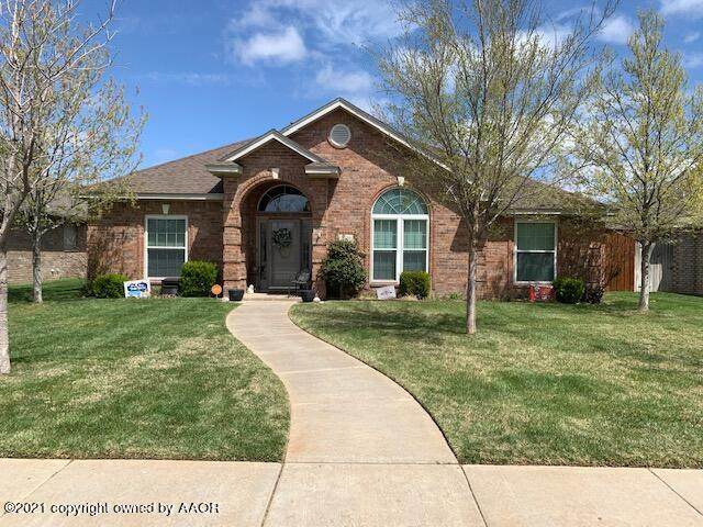 6518 Milligan Pl, Amarillo, TX 79119 (#21-2297) :: Lyons Realty
