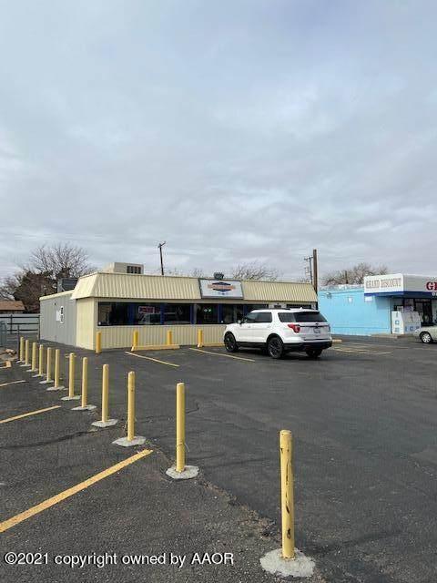 1615/1619 Grand, Amarillo, TX 79107 (#21-2300) :: Elite Real Estate Group