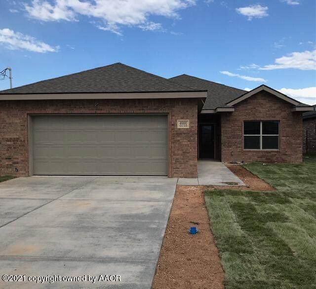 4901 Hicks, Amarillo, TX 79118 (#21-2455) :: Elite Real Estate Group