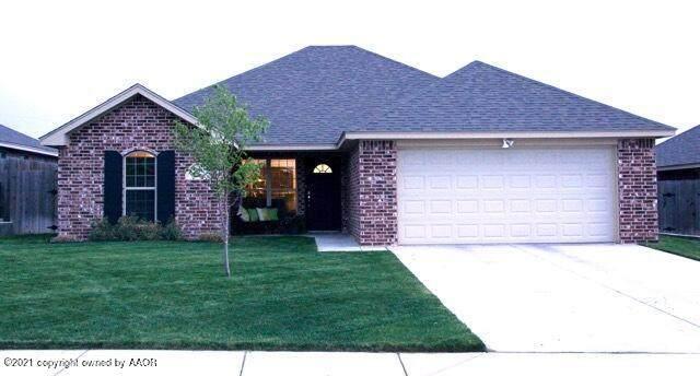 33 Nicci Ln, Canyon, TX 79015 (#21-2460) :: Elite Real Estate Group