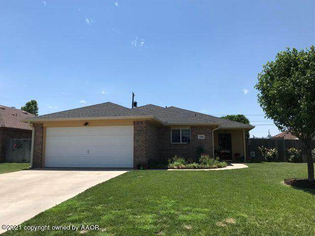 1106 Bobwhite, Dumas, TX 79029 (#21-2566) :: Elite Real Estate Group