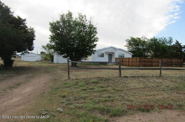 505 Yucca, Fritch, TX 79036 (#21-2895) :: Live Simply Real Estate Group