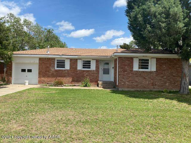 3611 Lamar St, Amarillo, TX 79109 (#21-3149) :: Lyons Realty