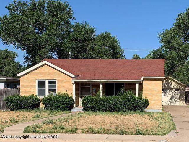 3016 Washington St, Amarillo, TX 79109 (#21-3224) :: Lyons Realty