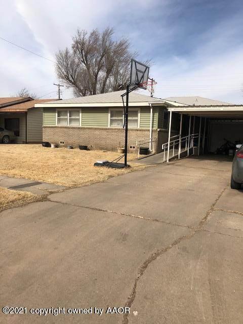 2026 Colgate Dr., Perryton, TX 79070 (#21-3313) :: Meraki Real Estate Group