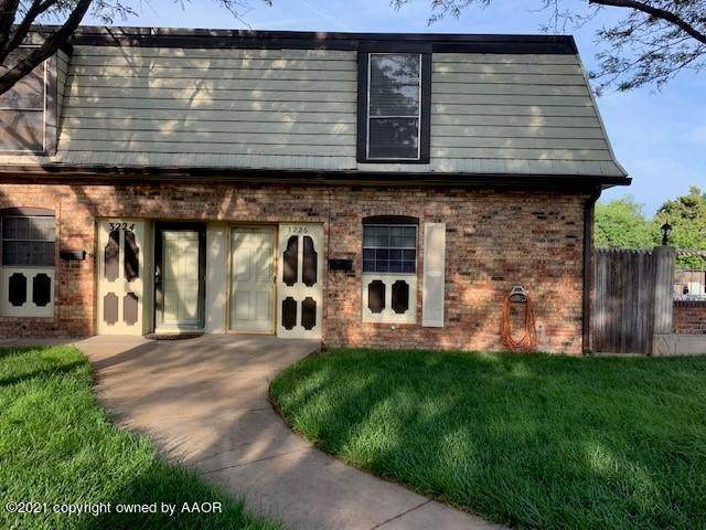 3226 Villa Pl, Amarillo, TX 79109 (#21-3529) :: RE/MAX Town and Country
