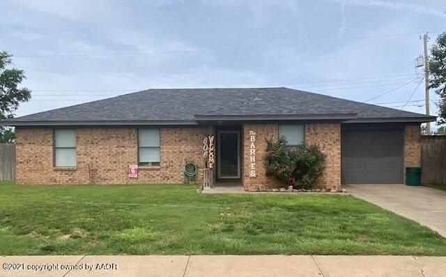 606 Oregon Trl, Canyon, TX 79015 (#21-3567) :: Meraki Real Estate Group