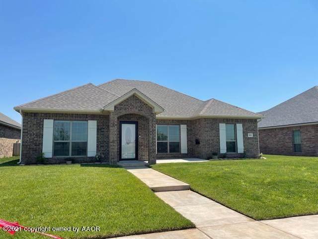 9905 Nancy Ellen St, Amarillo, TX 79119 (#21-3647) :: Meraki Real Estate Group