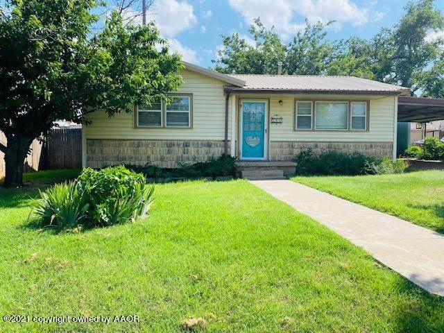 609 8th St, Clarendon, TX 79226 (#21-3683) :: Meraki Real Estate Group