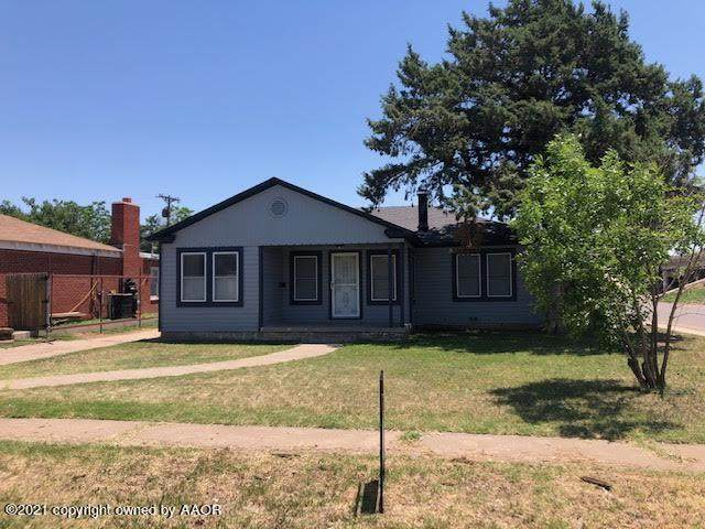 1619 Bonham St, Amarillo, TX 79102 (#21-3794) :: Meraki Real Estate Group