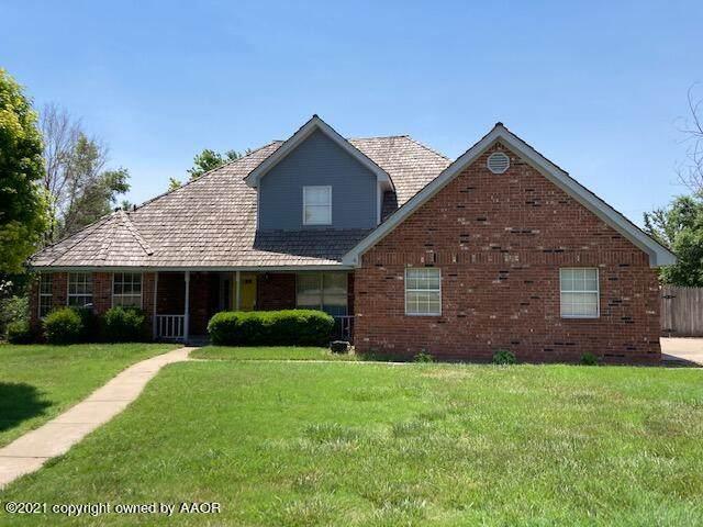19 Westhaven Dr, Borger, TX 79007 (#21-3815) :: Elite Real Estate Group