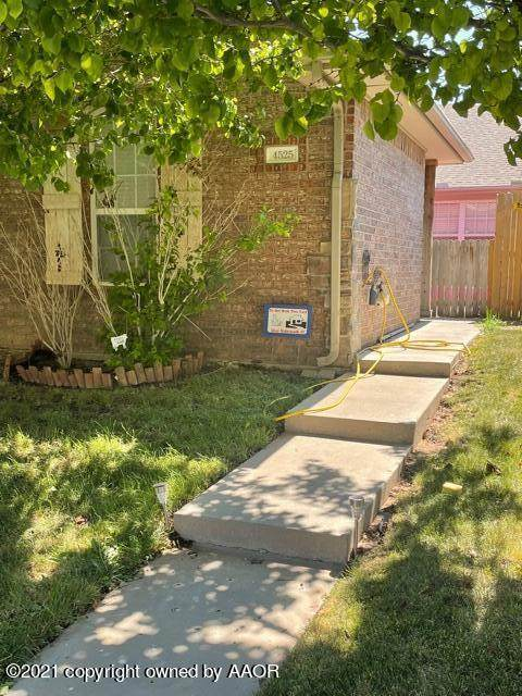 4525 Ida Louise Ct, Amarillo, TX 79110 (#21-3850) :: Keller Williams Realty