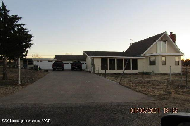 113 Cherry Ln, Fritch, TX 79036 (#21-423) :: Lyons Realty