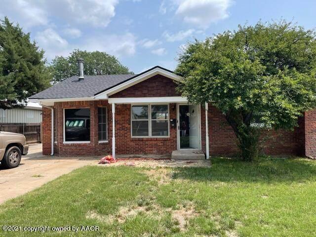 1119 Alta Vista St, Amarillo, TX 79106 (#21-4680) :: Lyons Realty