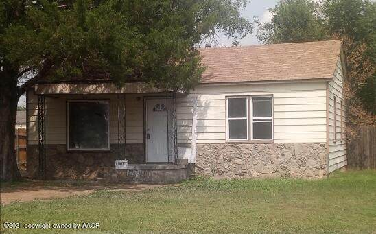 4111 Parker St, Amarillo, TX 79110 (#21-4698) :: RE/MAX Town and Country