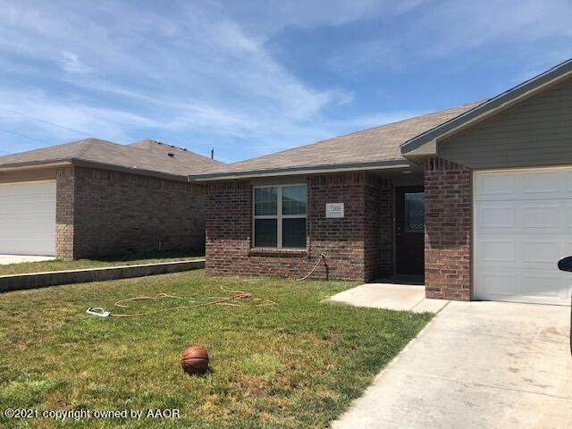 7206 Gemini Trl, Amarillo, TX 79118 (#21-4773) :: RE/MAX Town and Country