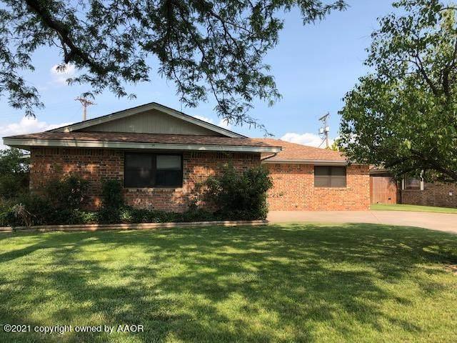 3303 Oxbow Trl, Amarillo, TX 79106 (#21-4795) :: Keller Williams Realty