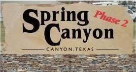 1 Spring Canyon Parkway, Canyon, TX 79015 (#21-4875) :: Lyons Realty