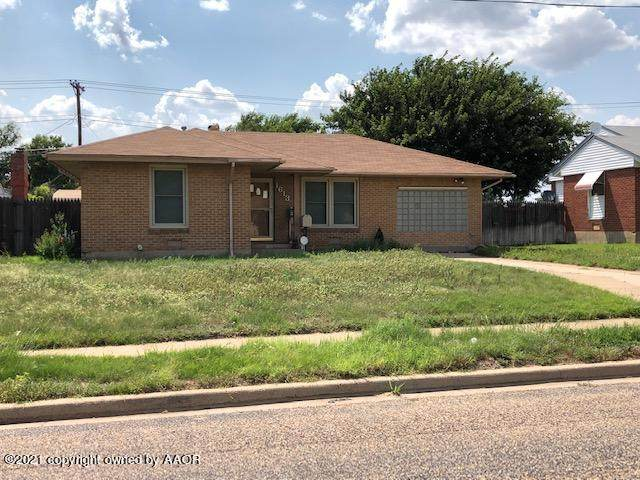1613 Takewell St, Borger, TX 79007 (#21-4893) :: Keller Williams Realty